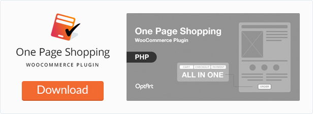 One Page Shopping WOOCOMMERCE PLUGIN One Page Shopping WooCommrce Plugin PHP I-download ang lahat ng ONE